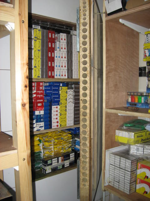Tobacco and alcohol seized in West Yorkshire