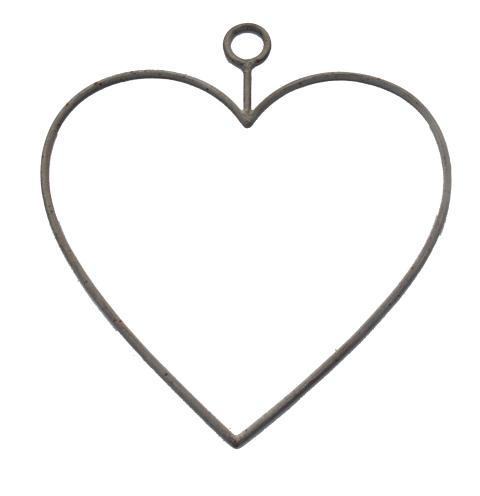 Stomme till dörrkrans hjärta