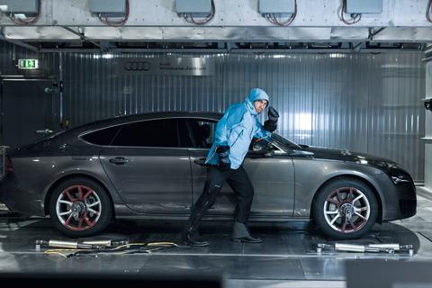 Teknisk innovation och pionjärskap förenar Audi och upptäcktsresande Johan Ernst Nilson under expedition Pole2Pole