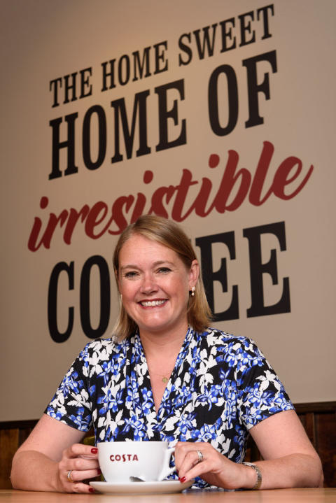 Costa Appoints Group HR Director to its Leadership Team