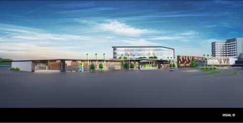 Nytt internationellt mässcenter öppnar vid Arlanda