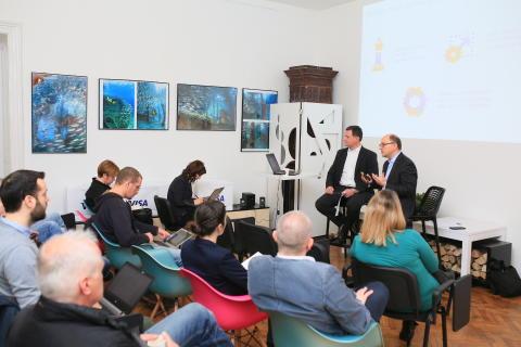 Press konferencija: Predstavljanje godišnjih rezultata