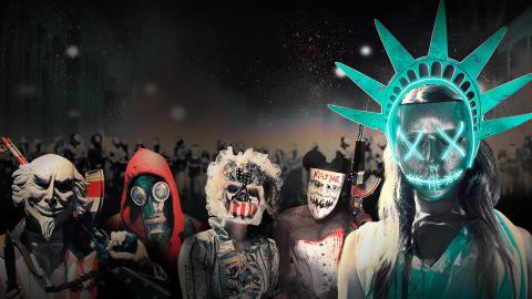 The Purge: Election Year - Endnu en film i den populære gyserserie