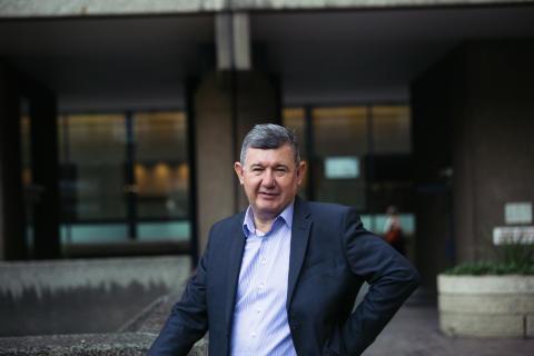 Ian Green, CSO of Veridu