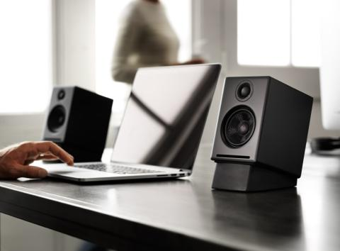 Audioengine A2+ desktop speakers