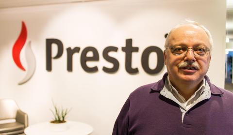 Presto AB stärker upp med erfaren försäljningschef