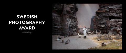 PRESSINBJUDAN: Vinnaren av Swedish Photagraphy Awards ställer ut på Dunkers