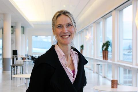 Lotta Frenssen, vd Elmia AB