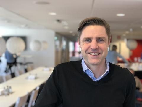 Anders Tenggren, marknadsområdeschef Rikskund