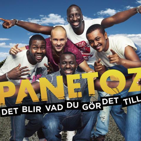 """Panetoz släpper debutalbum """"Det blir vad du gör det till"""" 23 februari"""