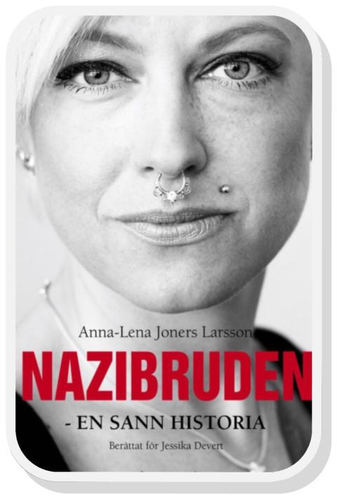 """LivingRoom med Anna-Lena Joners Larsson om sitt liv som """"Nazibruden"""""""