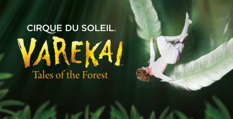 Cirque du Soleils Varekai till Malmö Arena i september!