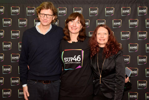 Jane Walerud inducted into SUP46's Swedish Startup Hall of Fame