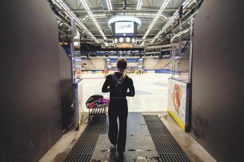 The Nordics – seniorerna intar isen
