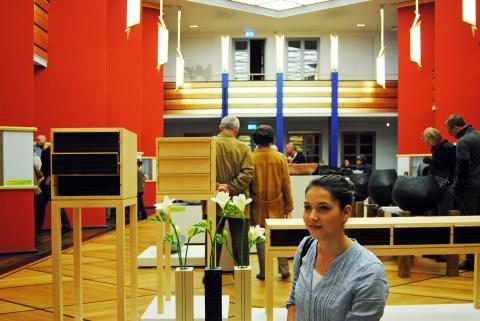 Grassimesse, Designers' Open und Kunstkraftwerk bieten in Leipzig Plattformen für neue Gestaltungstrends