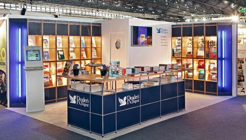Verlag Das Beste auf der Frankfurter Buchmesse