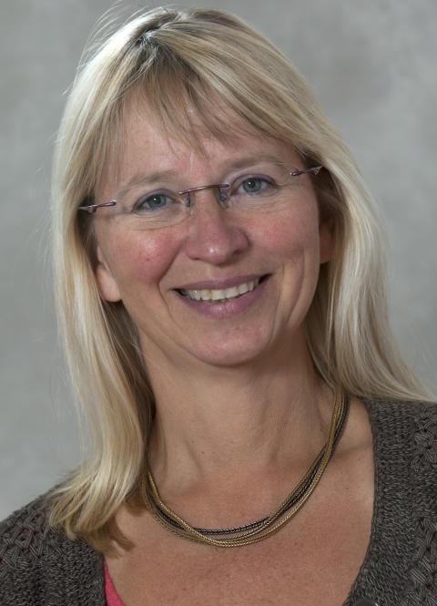 Bild på Lena Svennberg, doktorand vid GIH