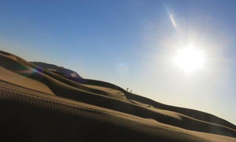 10 Tage Wüsten Yoga Retreat November 2016