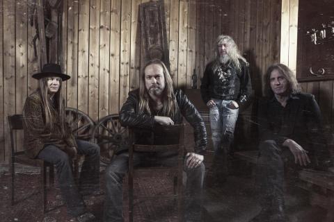 DUST - Soulburst - Dio meets early Whitesnake