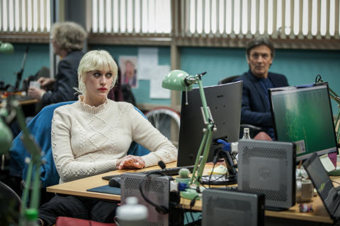 FARTBLINDA - C Mores nye thrillerserie med bl.a. Julia Ragnarsson. Premiere 15/8