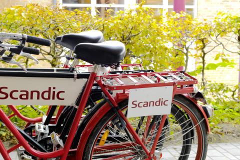 Scandic bäst i branschen på hållbarhet