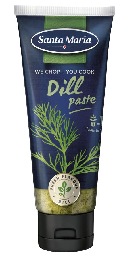 Dill paste
