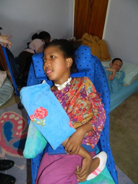 Volunteer blog: GABRIELLA CENTRE BY KARIN