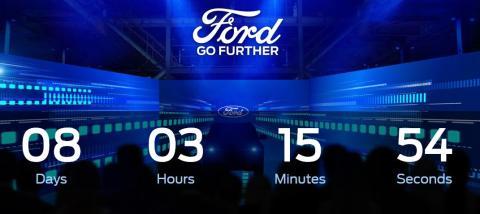 Ford afslører elektrificeret Fiesta og Focus – og meget mere – ved Go Further 2019