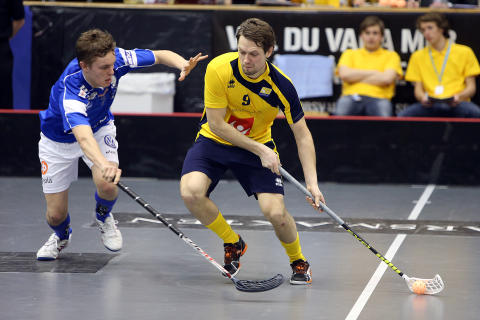 David Gillek gör comeback i landslaget