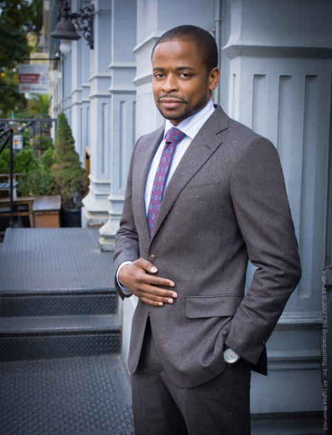 Dule Hill som Albert Cobb