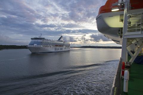Tallink Silja setzt den Betrieb der Schiffe Silja Serenade und Silja Symphony auf der Helsinki-Stockholm-Route ab dem 19. März 2020 aus