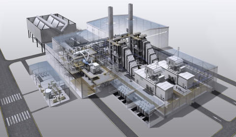 Siemens bygger nyckelfärdigt kraftvärmeverk med svensk teknik i Polen