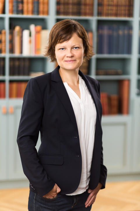 Lotta Andersson, projektledare/utredare