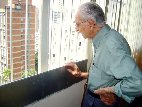 Korttidsboende - minskar oro och smärta för den äldre