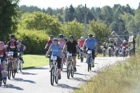Cykelvasan 30, ett lopp för hela familjen