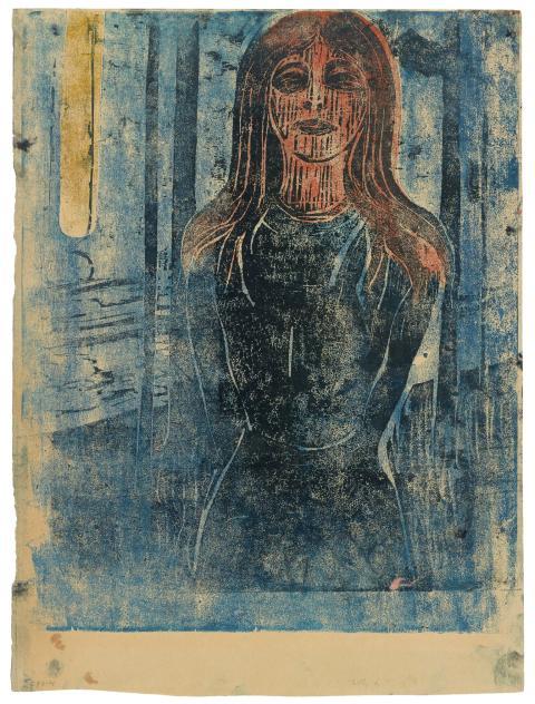 Pressevisning: Med lukkede øyne - Gauguin og Munch