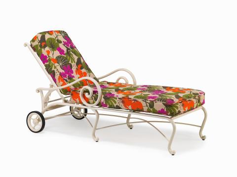 Riviera däckstol från Vansta Trädgård
