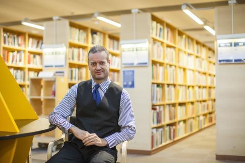 Leif Karlsson, Generalsekreterare SCF