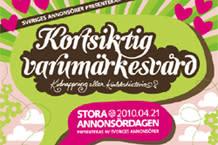 Stora Annonsördagen 2010
