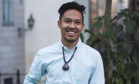 David Rigo är nominerad i klassen Årets kulturentreprenör