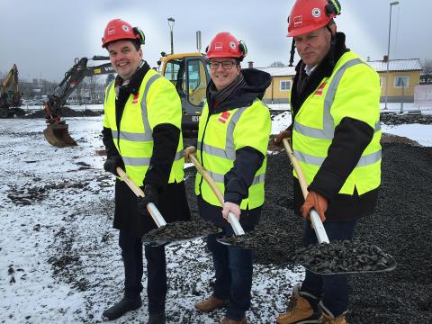 Veidekke har fått nytt uppdrag i Värmland