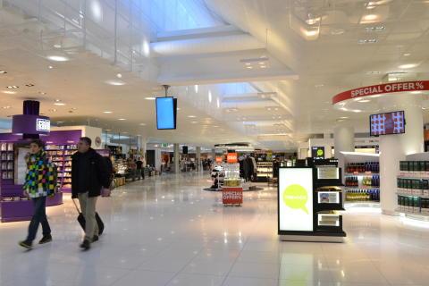 "Pressinbjudan - ""Nya"" Göteborg Landvetter Airport invigs"