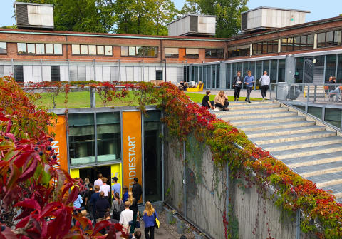 Oversiktsbilde Arkitektur-og designhøgskolen