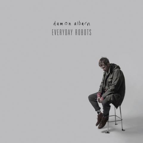 Damon Albarn släpper solo album i april