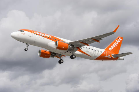 EasyJet opens a route to Berlin from Avinor Oslo Airport