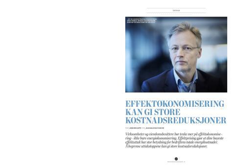 Presseklipp Fremtidens Byggenæring #19 2016
