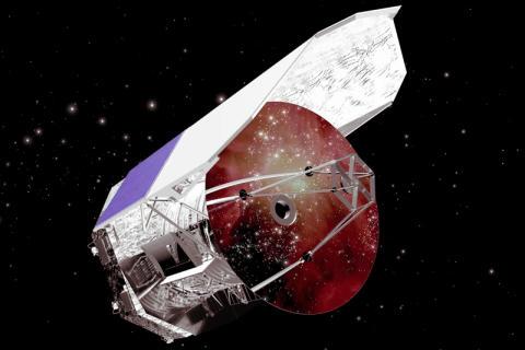 Pressvisning för Kosmologiska pilar – Resor i den inre och yttre rymden, Bonniers Konsthall 29 augusti