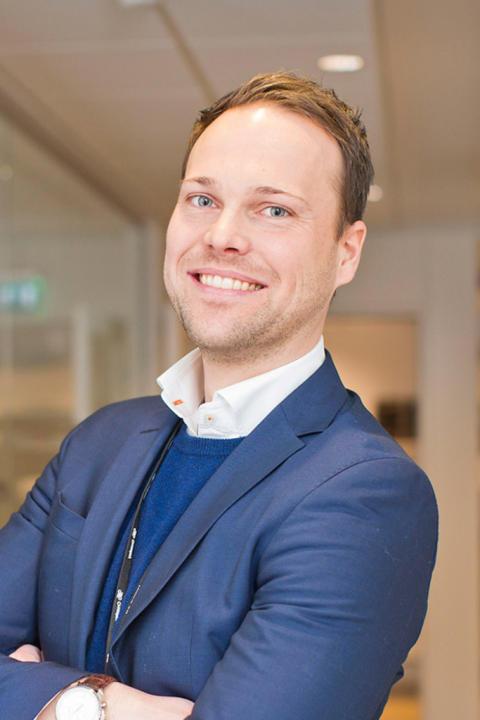 Andreas Ahlman, Sales Manager