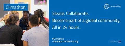Climathon Malmö ska lösa lokala klimatutmaningar