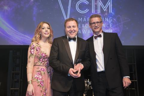 Chartered Institute of Marketing names Go North East director 'Marketer of the Year' at national awards